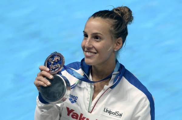 Tania Cagnotto: Tuffo